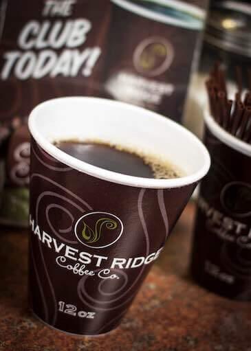 Fresh Coffee & Cappucino